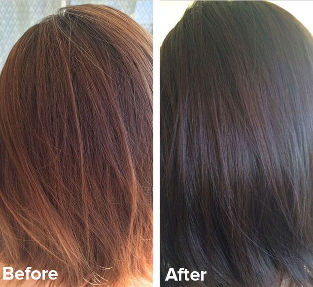 Medium Brown Henna | Hair in 2019 | Henna hair dyes, Henna hair ...