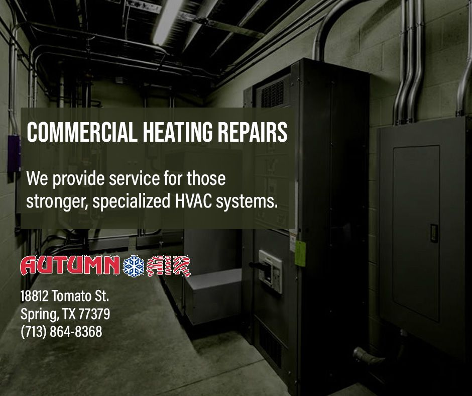 Commercial heating repairs in houston tx heating systems