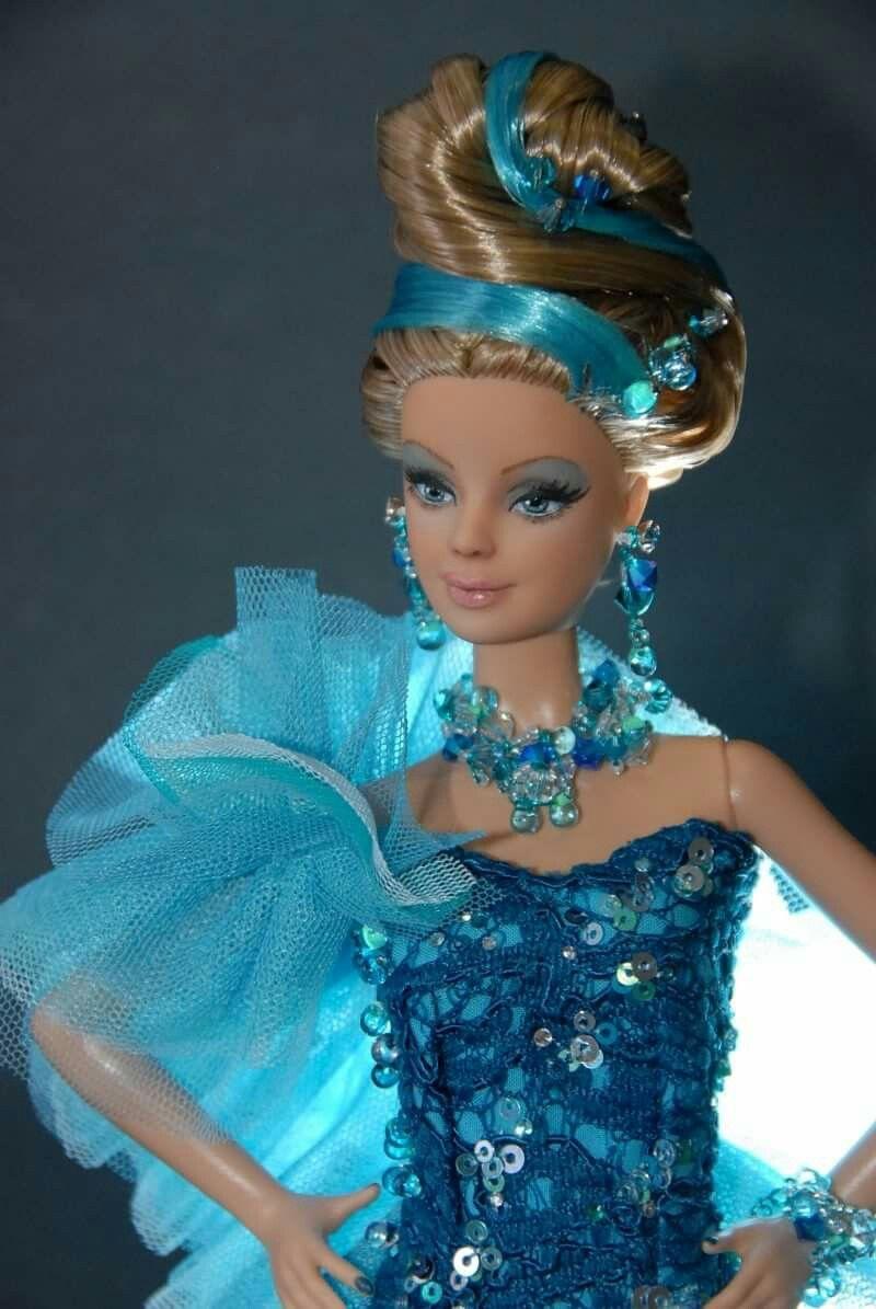 Pin by Guadalupe Gonzalez on Barbie : Maquillaje de Fiesta