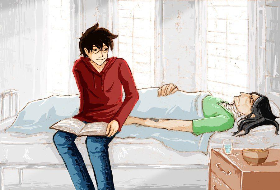 I wish it were true  HP ending AU