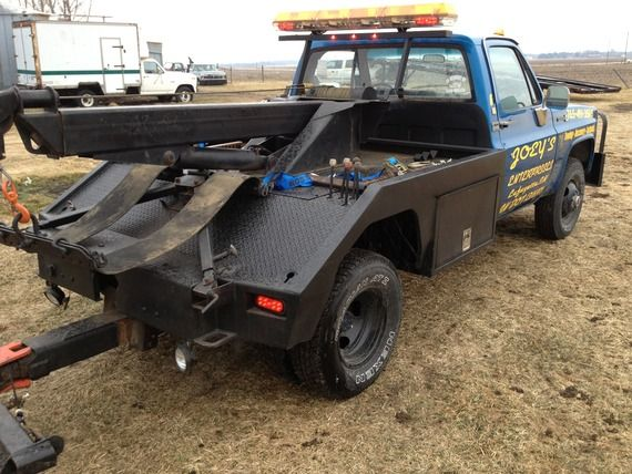 81 K35 4wd Wrecker With Century 411 In Used Wreckers For Sale