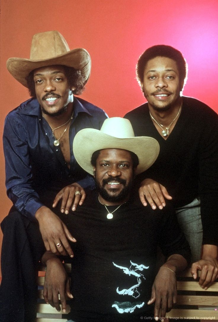 The Gap Band R B Funk Band Comprising Of Brothers Charlie Ronnie And Robert Wilson Originally Formed As The Greenwood Soul Music Black Music Rap Singers