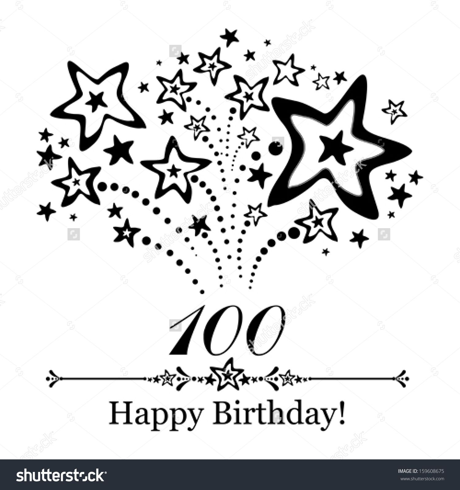 Image Result For Happy 100th Birthday CARDS