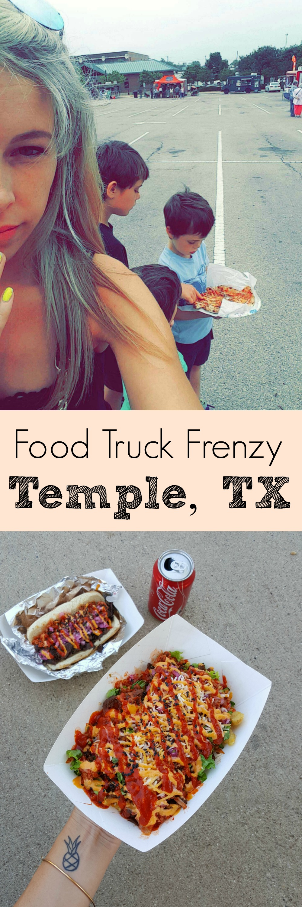 Food truck frenzy temple tx each month local food