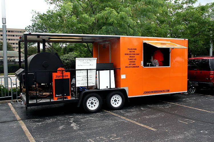 Johnsons BBQ Shack Food Truck