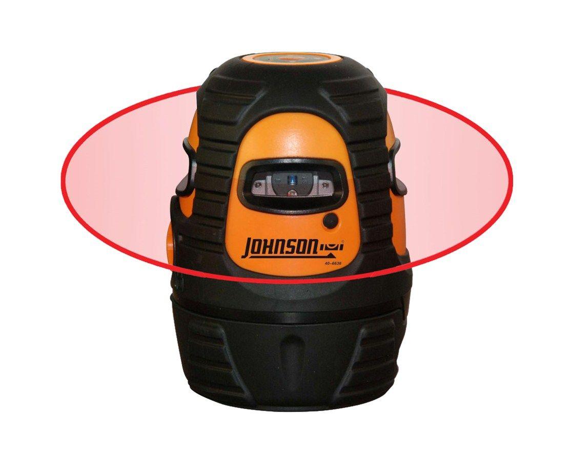 Johnson Self Leveling 360 Degree Line Laser 406636