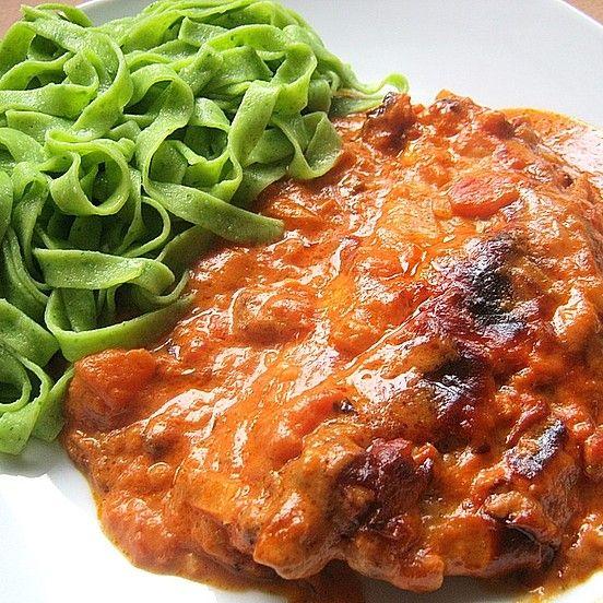 Gorgonzola-Schnitzel von Dani | Chefkoch