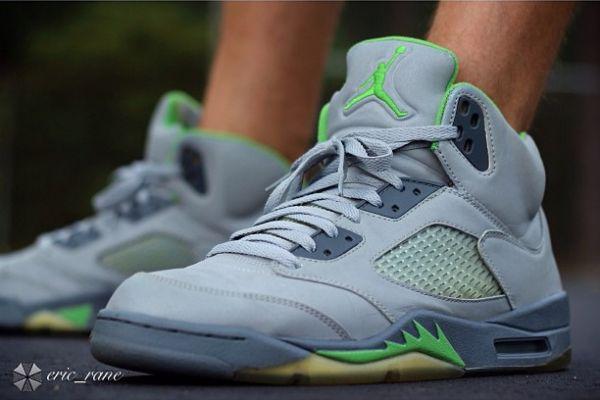 great deals premium selection lower price with Jordan V - Green Bean | Air jordans, Jordans, Nike air jordan 5