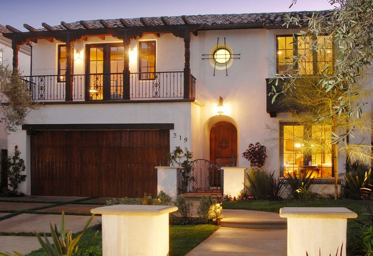 spanish house styles design - California Home Designs