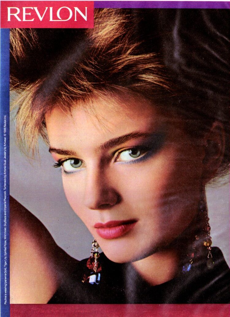 How to get awesome & authentic ontrend '80s eye makeup