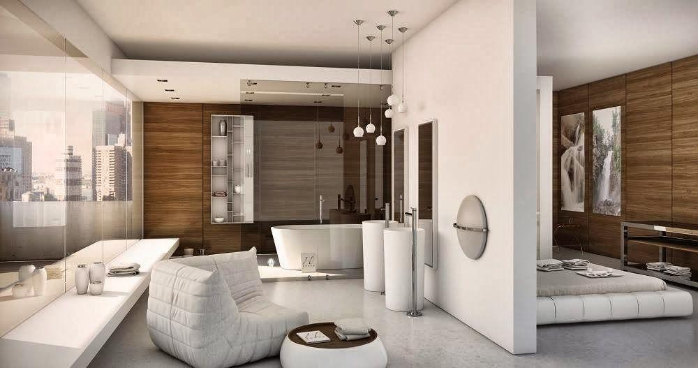 Dormitorios Integrados Con Banos Y Vestidores
