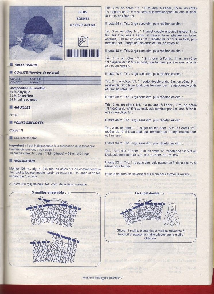 PHILDAR NUMERO 365 | Tricot tutoriel, Phildar, Tricot