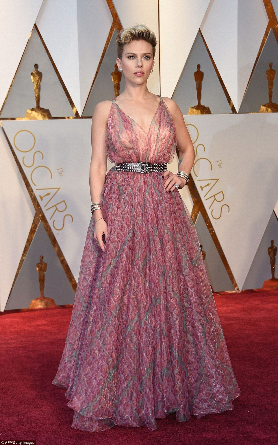 Femail spotlights the style disasters at the th academy awards