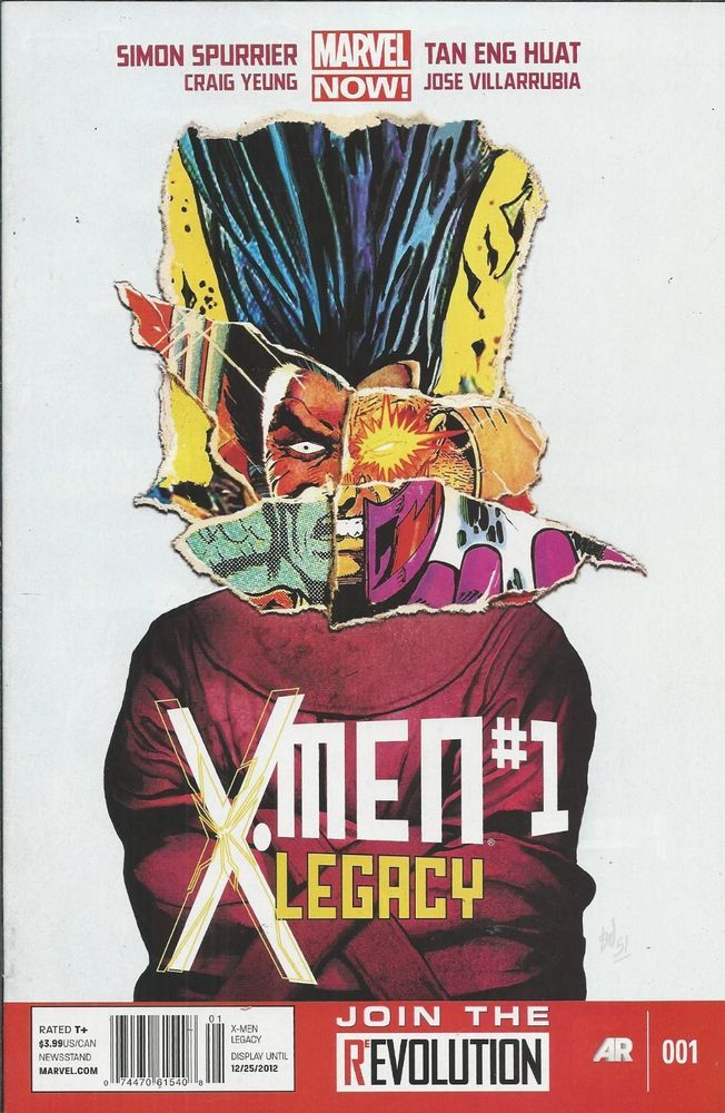 Marvel X Men Legacy Comic Issue 1 Legion Comic Marvel Legion Marvel Now