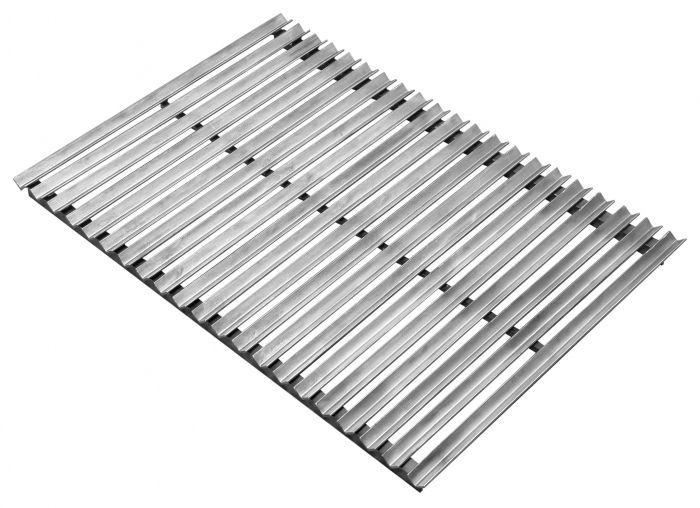 Santa Maria Stainless Steel V-Channel Cooking Grate - 36