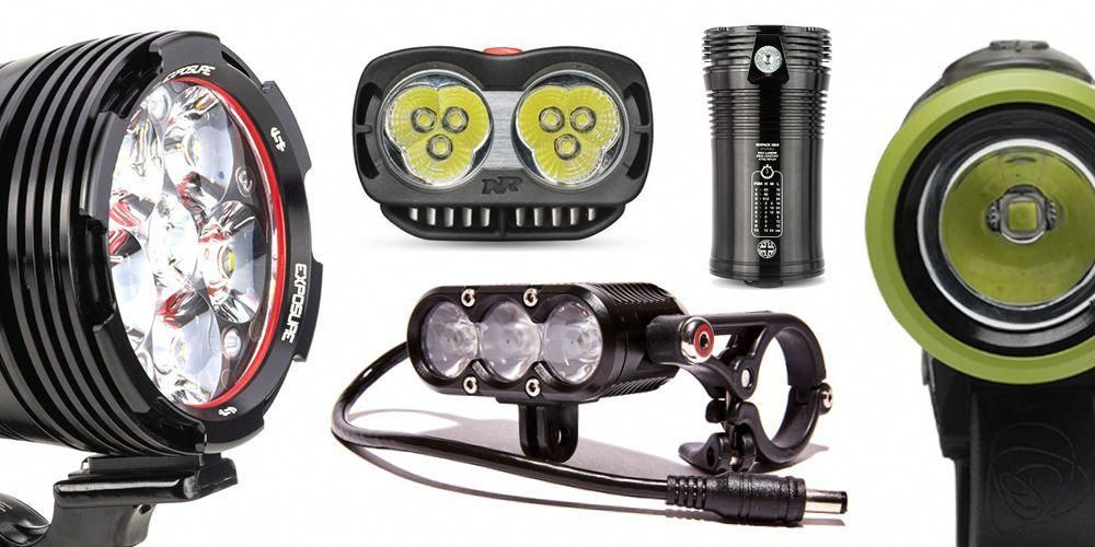 Bicycle Light Reviews >> Mountain Bike Lights Led Bike Light Reviews Bikegear Cycling