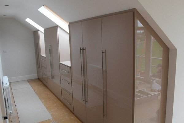 Loft Wardrobes – Fitted Bedroom Furniture