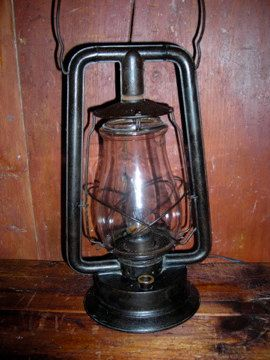 Railroad Collectors Antique Train Lamp Ecofriendly Upcycled Lighting Unique Nightlight 99 00 Via Etsy Train Lamp Oil Lamps Old Lanterns