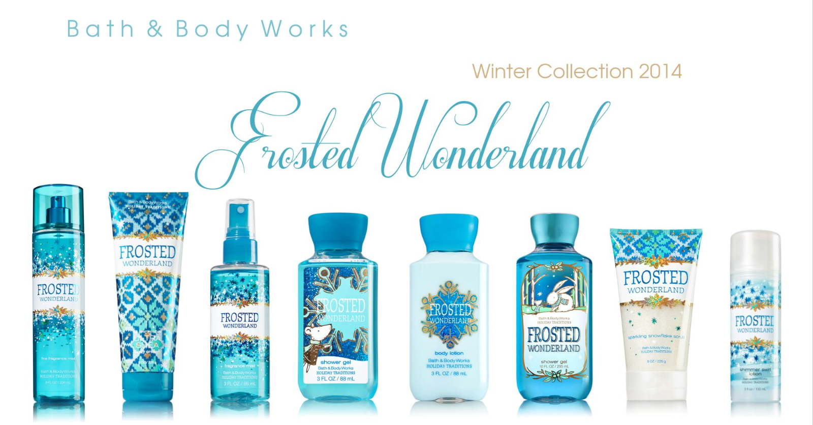 bbw frosted wonderland - Google Search