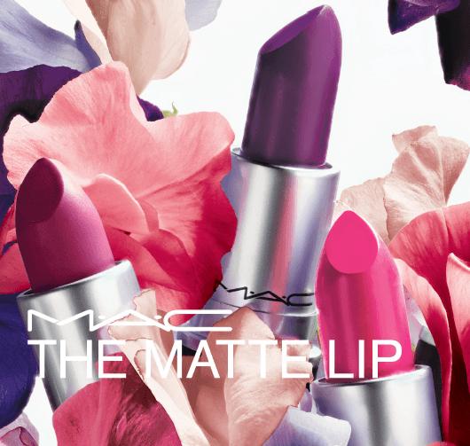 Afbeeldingsresultaat voor MAC Matte Lipstick banner