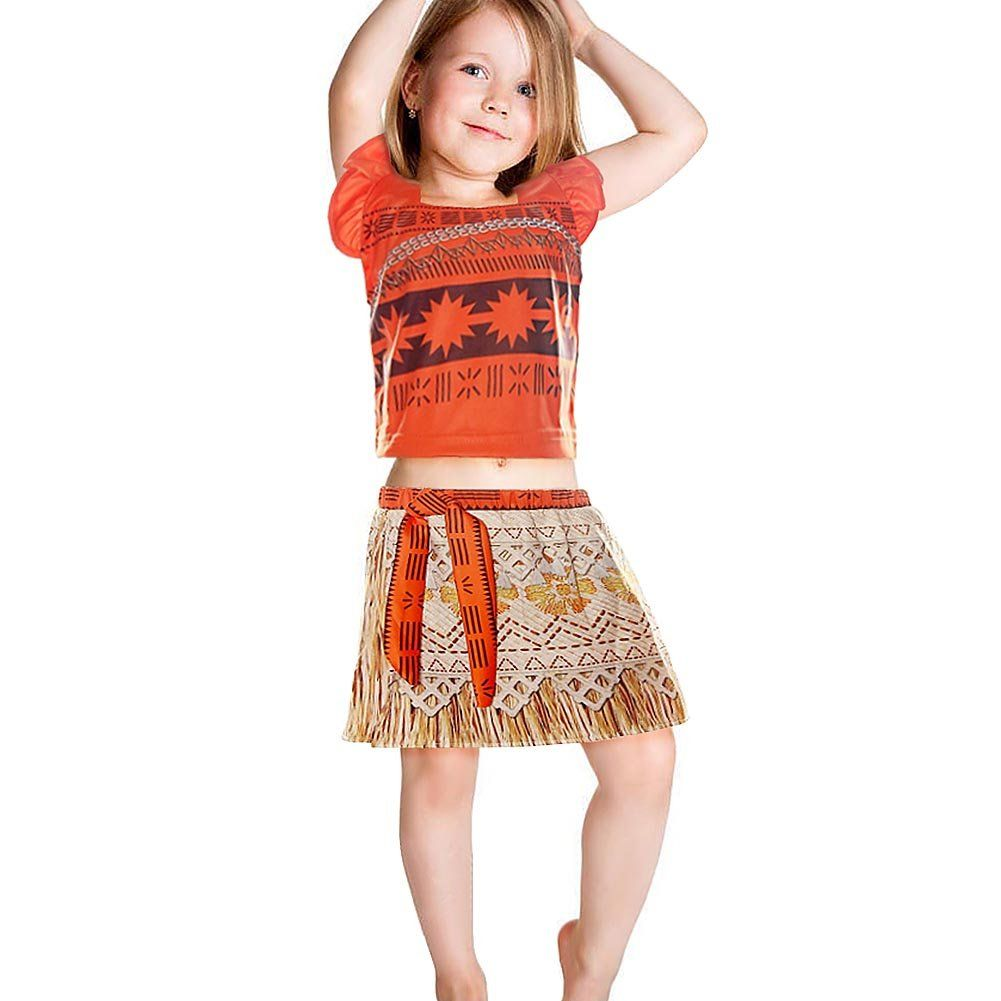 Girls Princess Costume Toddler Girls Kid Adventure Outfit Party Cosplay Dress Up