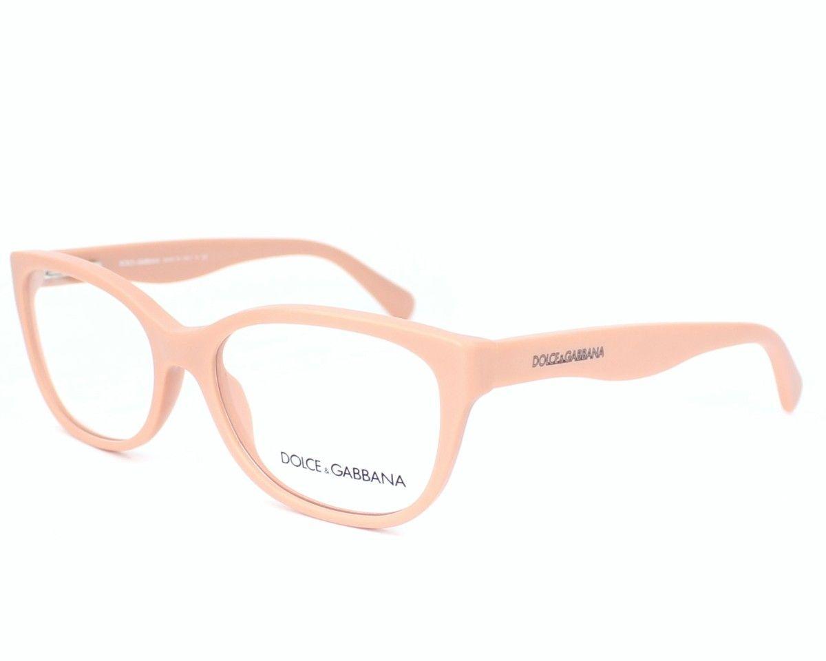 ad2b3efb06 2018 Gafas de vista Dolce Gabbana DG3136 2585 tamaño: 53 a comprar online  rosa blando Tienda en línea