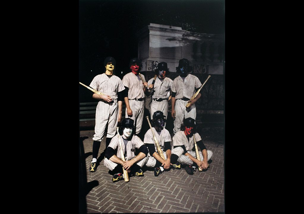 The Baseball Furies The Warriors Elijah S Costume Idea The Warriors Baseball Furies Warrior Marvel Films