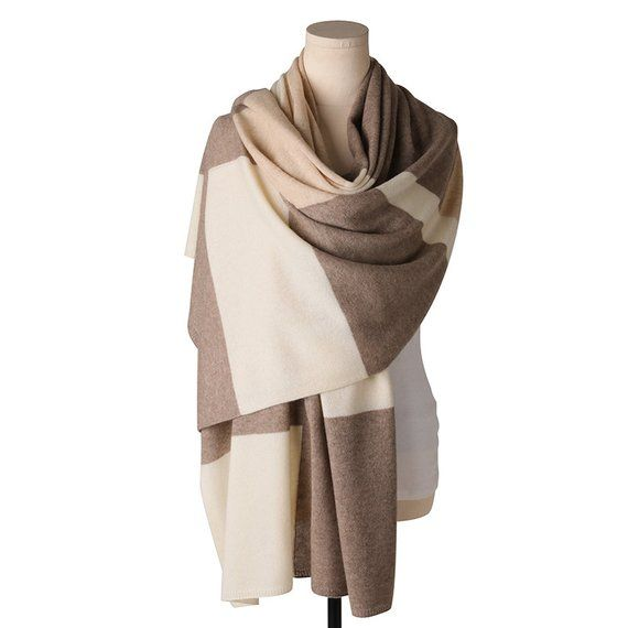 4e08908474d94 Cashmere scarf Beautifully handcrafted cashmere scarf. YOU can wear it in  all seasons - in