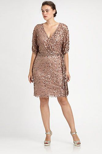 6677bb22626 Plus-Size New Years Eve Dresses - Cute