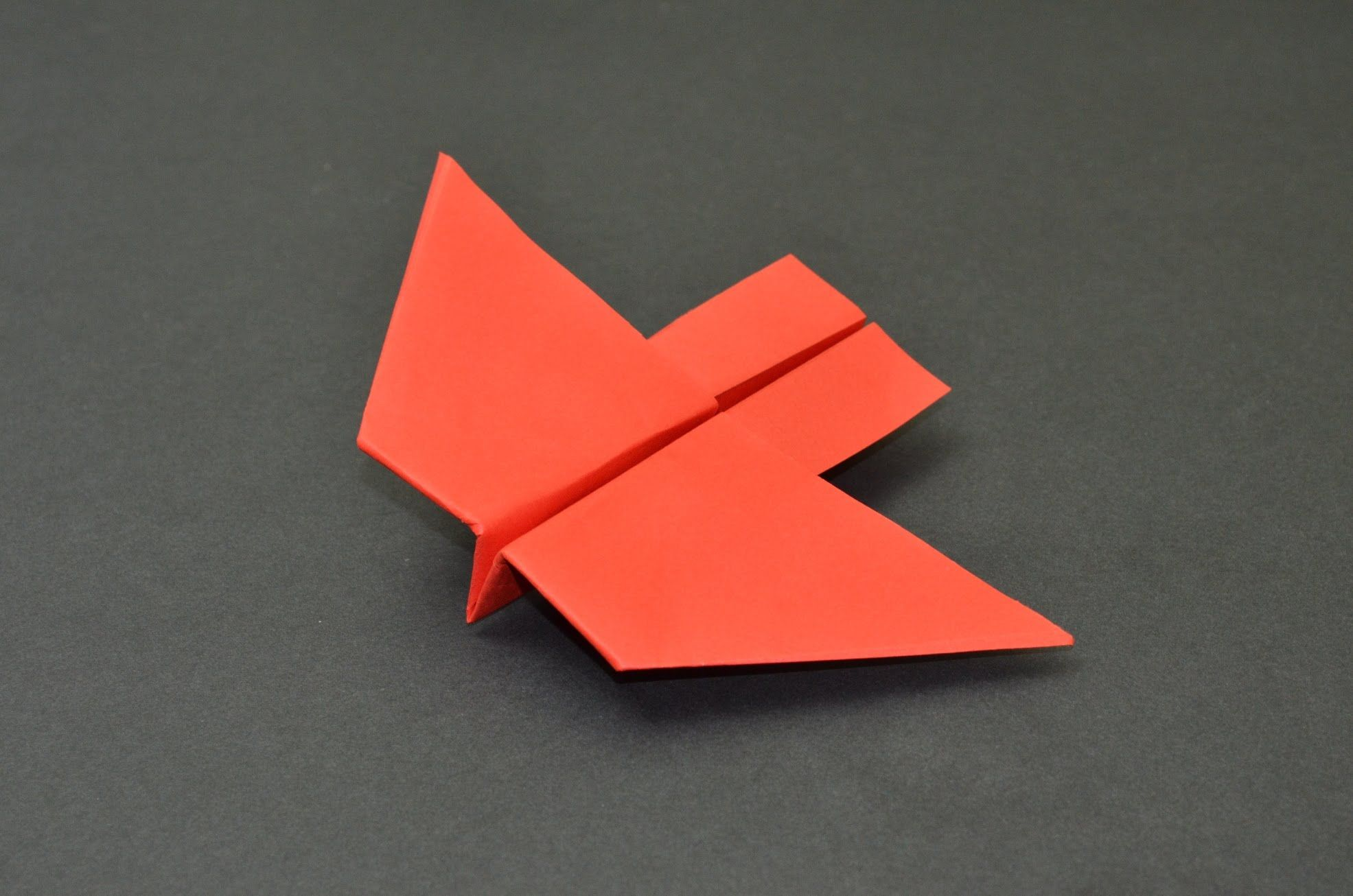 how to make aeroplane in paper