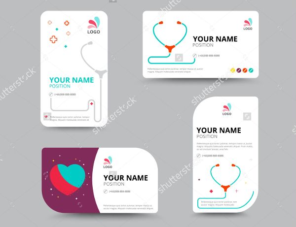 Psd Publisher Ms Word Free Premium Templates Medical Business Card Doctor Business Cards Medical Business Card Design