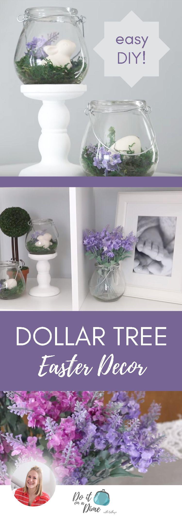 Amazing Dollar Tree Finds Easter Diy Diy Easter Decorations Dollar Tree Easter Crafts Dollar Tree Easter Decor