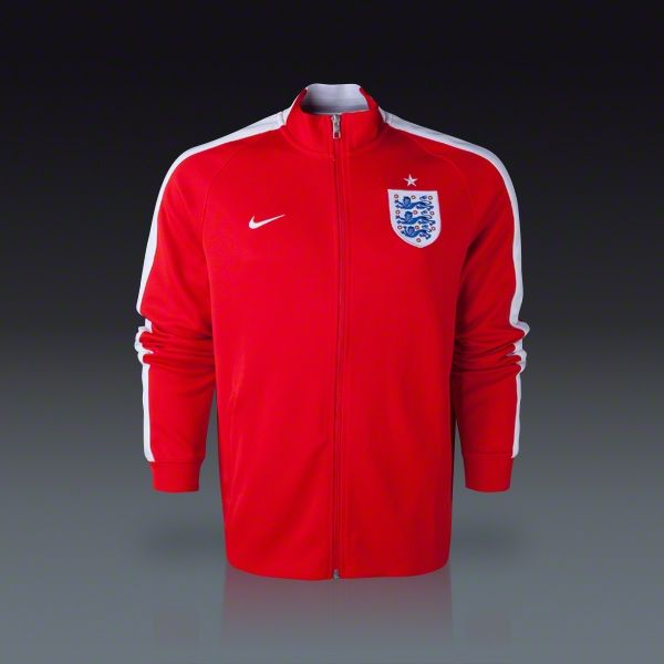 new styles c1a68 caa17 Nike England N98 Track Jacket 2014 2 - Nice to see it back in red!