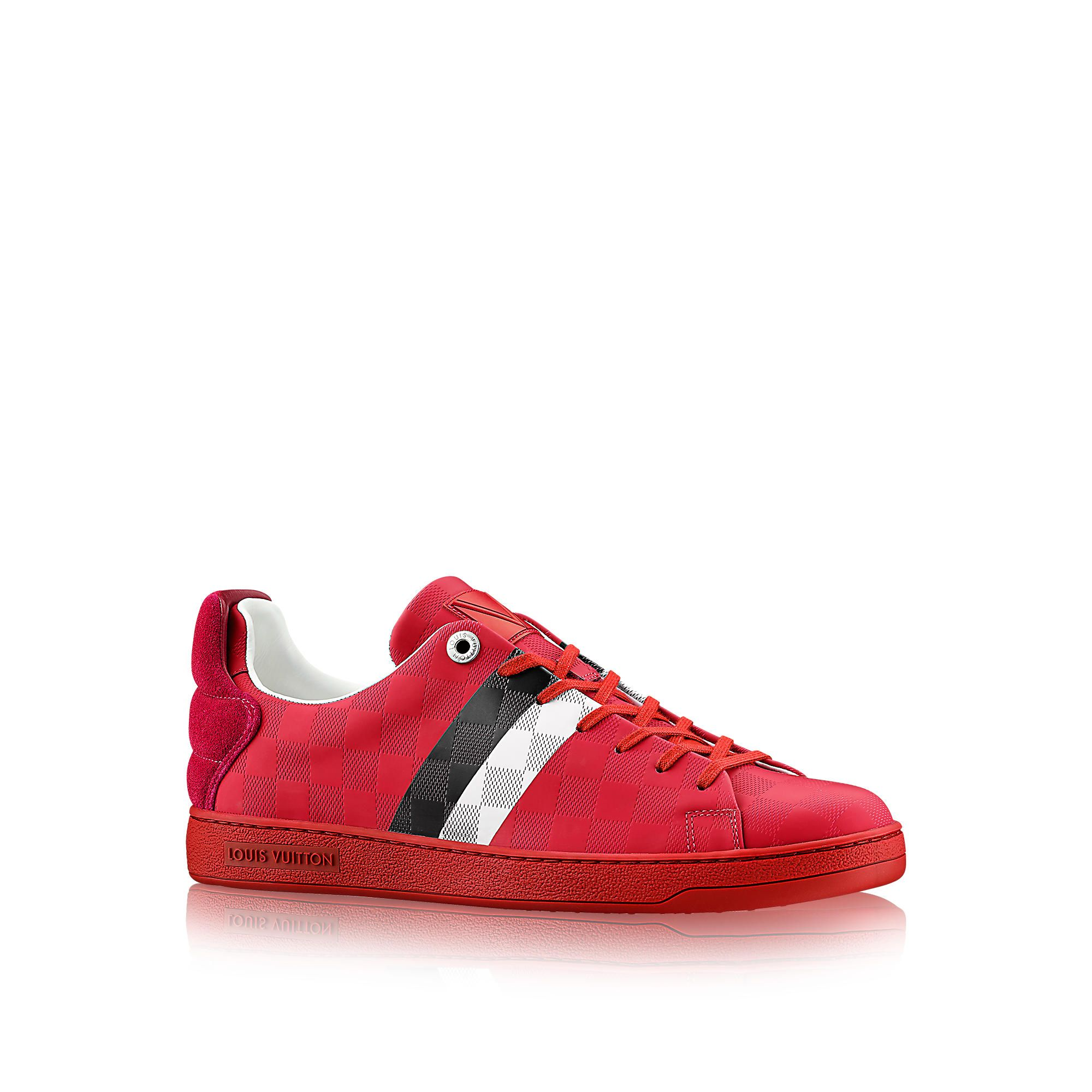 c4e73cc069bd2e key product page share discover product Frontrow Sneaker via Louis Vuitton