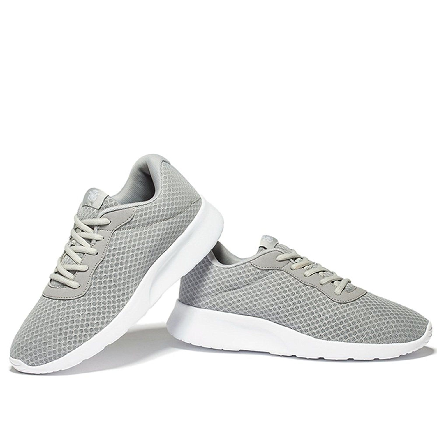 adfc91f73d2b NewDenBer Women's Casual Lightweight Walking Sneakers Breathable ...