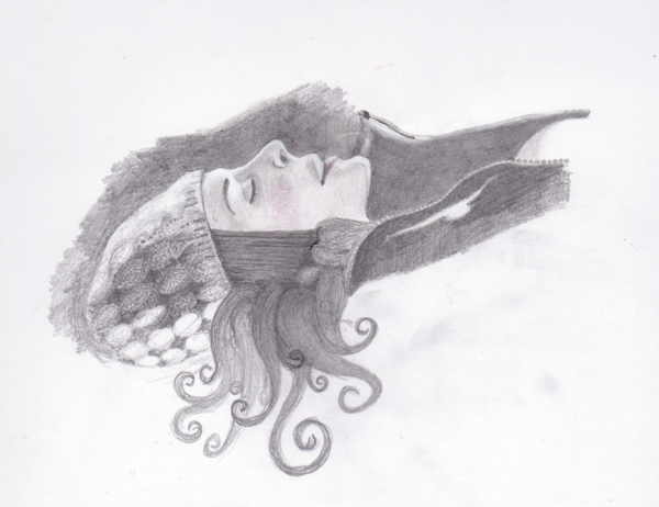 Drawing by Clare Mansfield, via Behance
