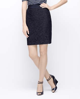 2bbea740d Lace Pencil Skirt | Post Air Force separation wish list! | Skirts ...
