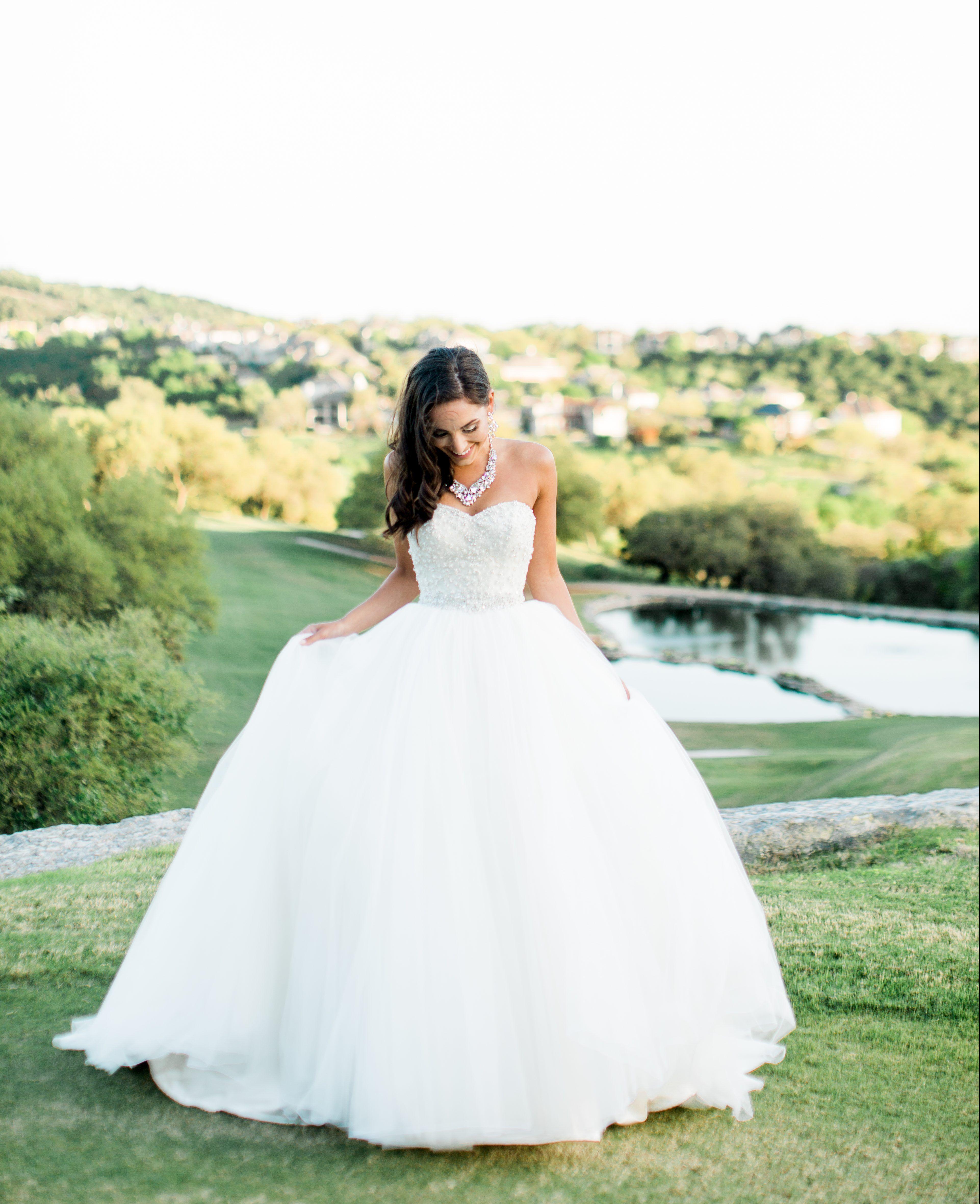 Brides in Austin, TX Justin alexander bridal, Wedding