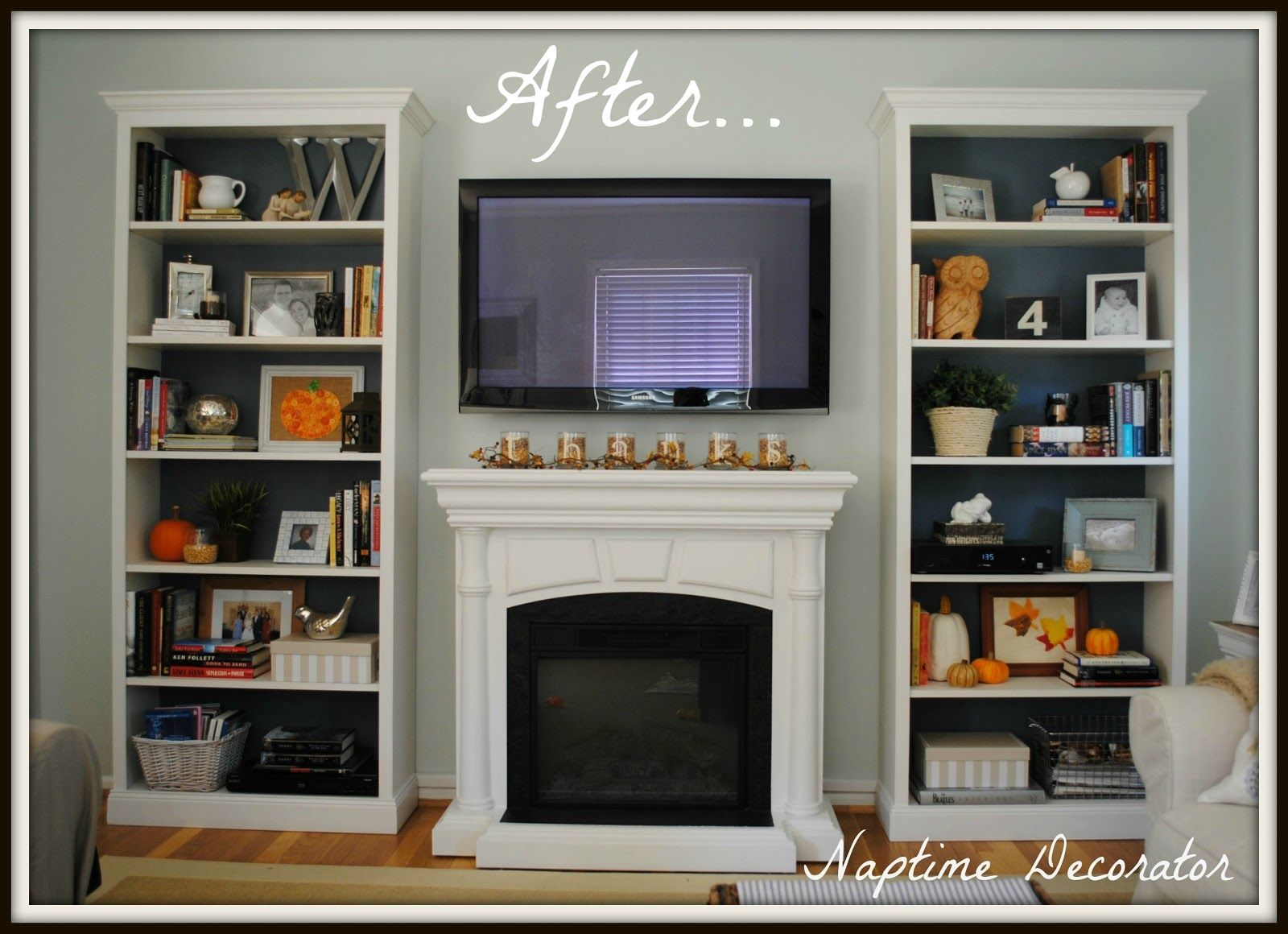 Living Room Bookshelf Decorating Bookcase Decoration Amazing Bookcases