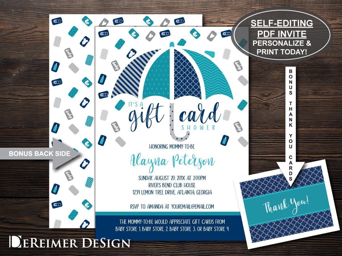 b8f74f3a698a Gift Card Shower