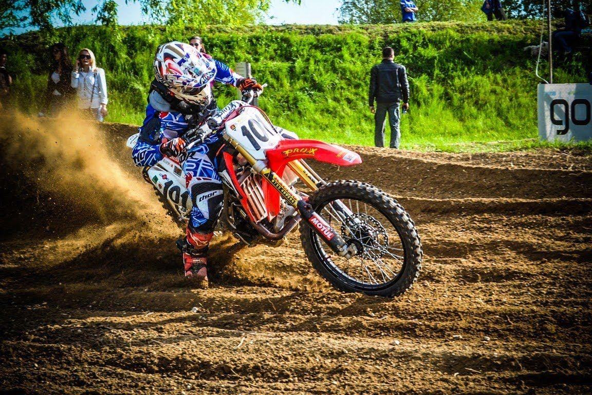 Motocross Cup Etapa I Ciolpani 2014