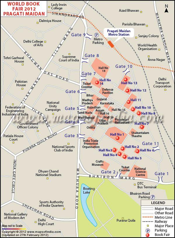 DELHI ROAD MAP 2012 PDF DOWNLOAD