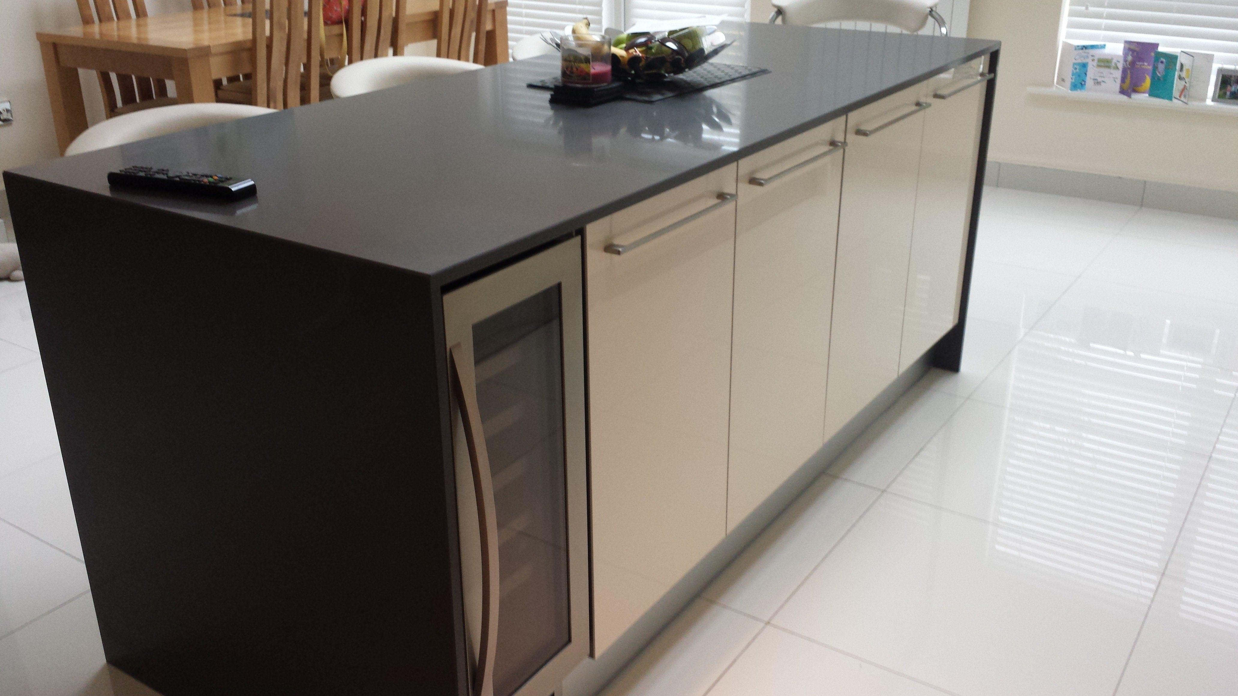 Silestone cemento spa kitchen countertops pinterest - Silestone cemento spa ...