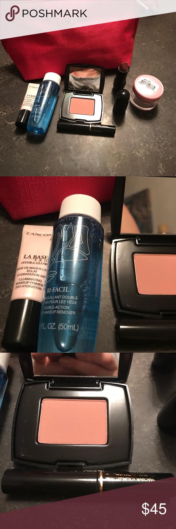 Lancôme 10 piece makeup bundle 👐🏼 NWT (With images