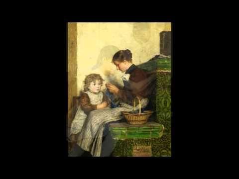 Albert Anker (1831-1910) Swiss painter