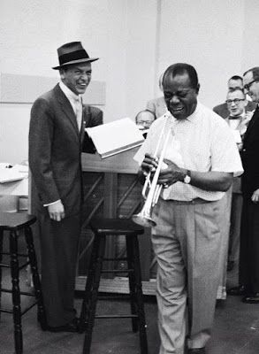 The Wonderful World of Louis Armstrong: Frank Sinatra and Louis Armstrong - Centennial Edition