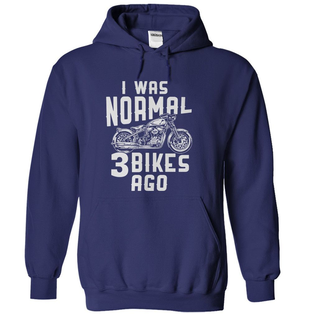 T-shirt design questionnaire - I Was Normal 3 Motorcycles Ago