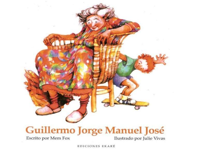 Había un niño llamado Guillermo Jorge Manuel José