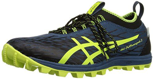 Asics Men S Gel Fuji Runnegade 2 Running Shoe Mediterranean Flash