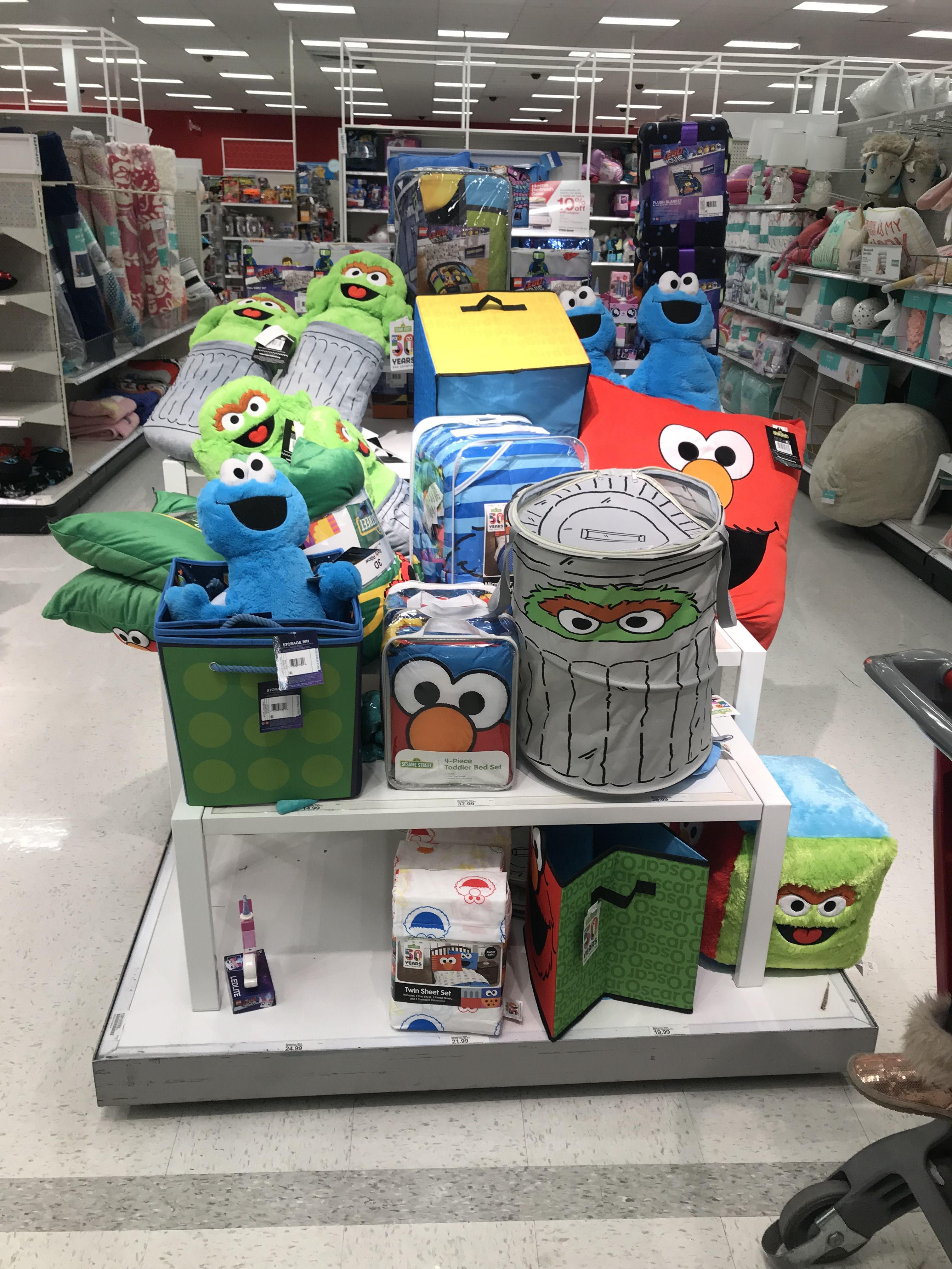 Sesame Street Kids Room Accessories With Images Sesame Street